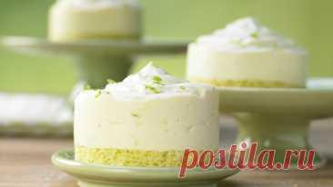 Нежный, зимний, воздушный Бисквитные тортики с сливочным кремом