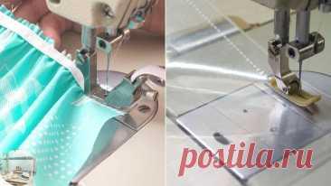 4 швейные лапки, при установке которых не требуется перенастройка машинки, — установил и приступай к шитью | О. благородные рукодельницы | Яндекс Дзен