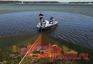 Технологические новинки в мире рыбалки - Fisher Go