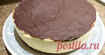Торт со сгущенкой без выпечки