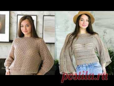 Вязание крючком модели для женщин - Crochet Patterns for Women