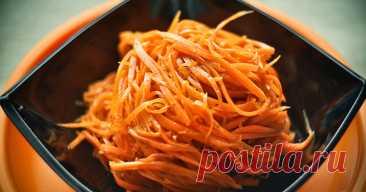 Как я давно искала именно этот рецепт моркови по-корейски