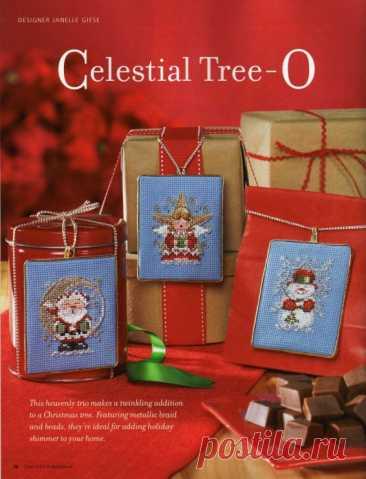 Gallery.ru / Фото #1 - Celestial tree_O y mas - Chispitas