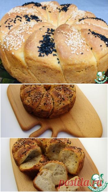 """Сербский сливочный хлеб """"Уши слона"""" – кулинарный рецепт"""