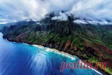 Впечатляющие пейзажи планеты