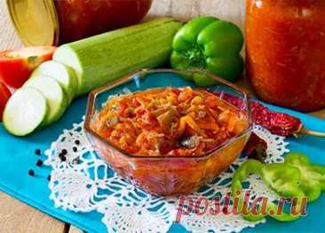 Лечо изкабачков назиму: простые рецепты стоматной постой, свежими помидорами, сладким перцем, морковью, баклажанами Лечо изкабачков назиму: как приготовить вкастрюле или мультиварке. Правила выбора продуктов. Сладкая заготовка слуком ипикантная сперцем. Острый салат сбаклажанами. Как обойтись без стерилизации. Влияние продукта нафигуру.