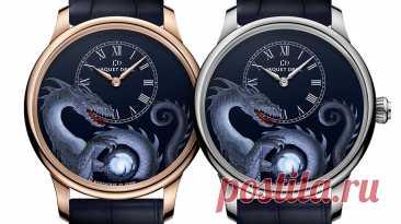 Яркие новинки престижных часовых брендов в нашей еженедельной подборке | Блог о Часах | PandaTells | Яндекс Дзен