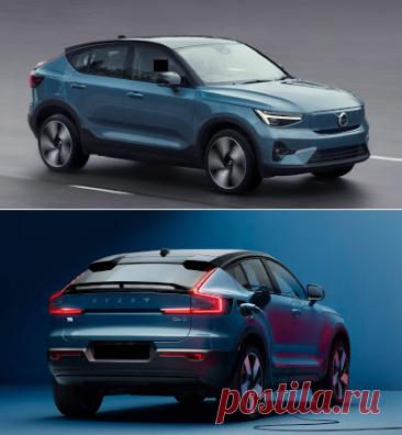 Новый Volvo C40 2021 года пополнит линейку электромобилей бренда. Новый Volvo C40 Recharge сразится с такими конкурентами электромобилей, как Tesla Model 3 и предстоящий Audi Q4 e-tron