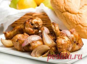 Курица по-ливански рецепт – Ливанская кухня: Основные блюда. «Еда»