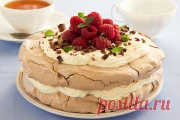 Лeгчайший торт «Павлова» — cамый извecтный «балeтный» дeceрт Люблю рецепты с историей! Например, торт «Павлова» (или пирожные «Павлова»).