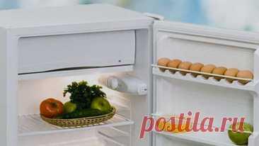 Как избавиться от неприятного запаха в холодильнике, народные советы