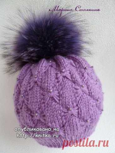 Страница 2 рубрики Вязание шапок
