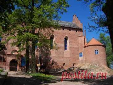Неизвестные замки Польши.Часть 1