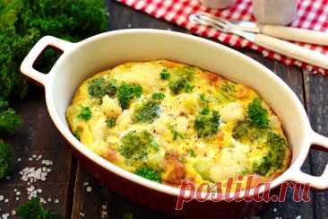 Цветная капуста с яйцом и сыром Начинать день с хорошего сытного завтрака – замечательная традиция. Еще лучше, когда завтрак полон овощей, богатых питательными веществами. Таким может стать цветная капуста с яйцом и сыром. Это блюдо