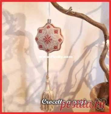 Crocette a Gogò - Бесплатная Stella 2020-Вышивка крестиком Связь / загрузка (не могу опубликовать только новую ветку ответа) -Сканированные узоры для вышивки крестиком-PinDIY