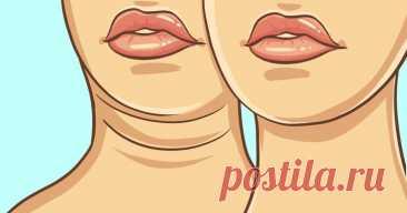 8 упражнений, чтобы избавиться от обвисших щек и изменить овал лица | Диеты со всего света
