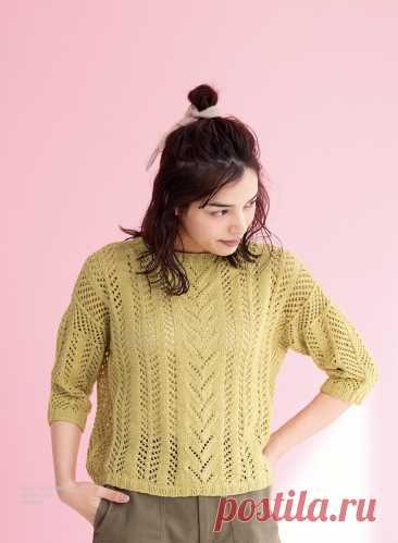 Женские модели спицами и крючком со схемами | Красивое и интересное вязание | Яндекс Дзен
