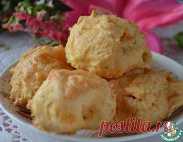Гужеры из сыра – кулинарный рецепт