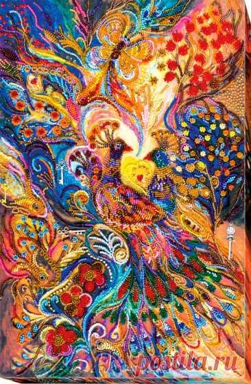 """Талисманы счастья AB-513 / Абрис Арт / Набори для вишивки бісером / Вишивання на Zinzilin.com Купить """"Талисманы счастья AB-513"""". Производитель: Абрис Арт. Раздел: Набори для вишивки бісером/Вишивання"""