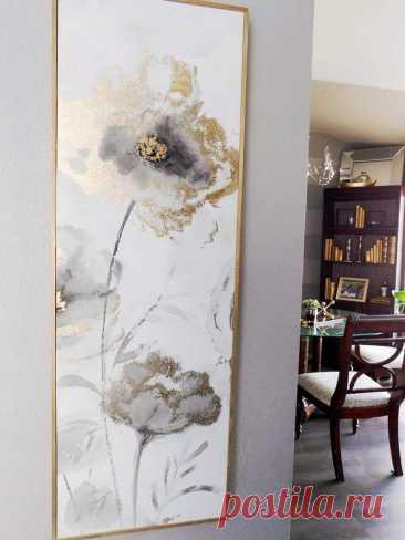 Идеи оформления стен в гостиной на любой вкус | Мой дом