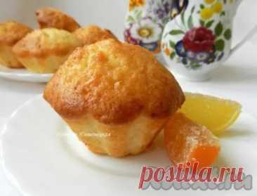 Рецепт лимонных кексов - Наш уютный дом - медиаплатформа МирТесен