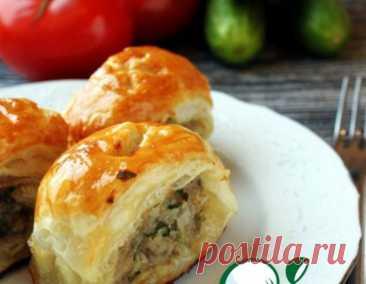 Сосиски в ролле – кулинарный рецепт