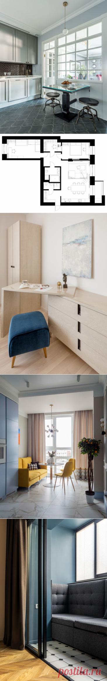 Как преобразовать интерьер: шкафы, кровати и мебель для маленькой квартиры   Houzz Россия