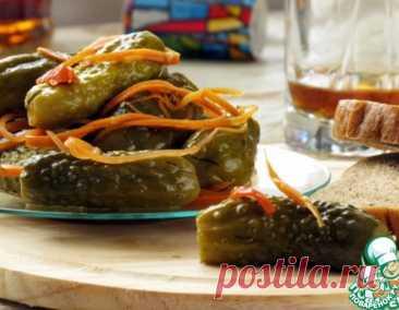 Огурцы по-корейски – кулинарный рецепт