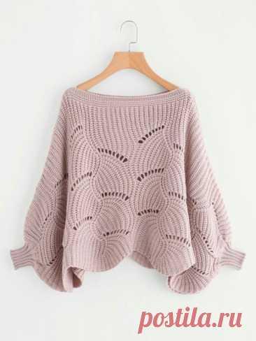 La cinta hermosa insólita para el pulóver. Los esquemas