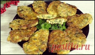 Показываю как готовлю диетические рыбные оладьи (без муки) за 10 минут: проверенный Советский рецепт любимого блюда