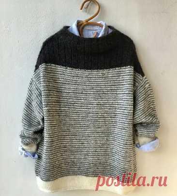 Японский свитер diy - Вторая улица - медиаплатформа МирТесен