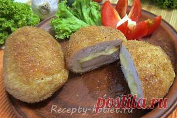 Кордон блю - рецепт котлет из индейки  | Рецепты котлет