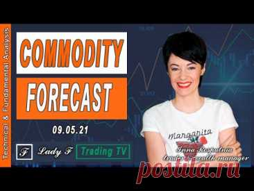 Commodity Forecast | Sugar, Corn, Crude Oil, Natural Gas Outlook | Technical analysis