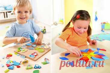 Польза мозаики для развития ребенка :: Психология :: Для родителей :: Все о детях