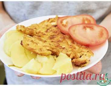 Куриное филе в сырном кляре – кулинарный рецепт