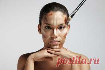 Техника создания правильного макияжа для фото на документы