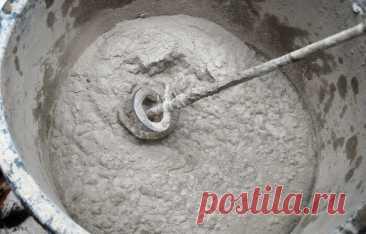 Верный рецепт: как сделать бетон таким же прочным, как на заводе