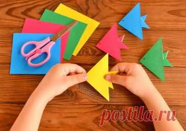 Оригами для детей: 12 несложных схем - Телеканал «О!»