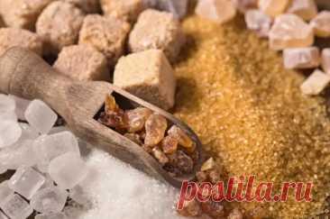 Самые большие мифы о сахаре - Арбузные истории - медиаплатформа МирТесен