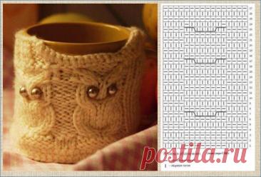 Вязаный спицами декор для уюта вашего дома - идеи и реализация | МНЕ ИНТЕРЕСНО | Яндекс Дзен