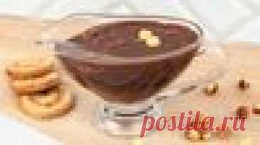 Шоколадная паста с орехами – пошаговый рецепт приготовления с фото