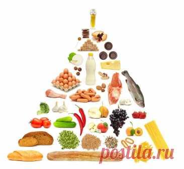 ТОП-7 Las reglas de la alimentación sana: