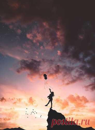 Ночь пройдёт, наступит утро ясное. Знаю: счастье нас с тобой ждёт. Ночь пройдёт, пройдёт пора ненастная, Солнце взойдёт...  © Юрий Энтин