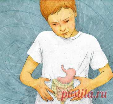 «Голодающий мозг»: Аутизм может начинаться в кишечнике