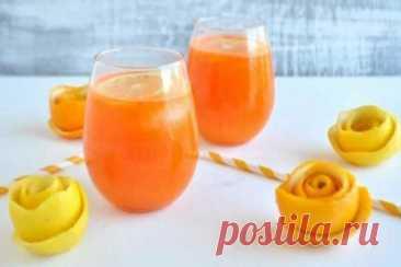 Апельсиновый лимонад с лимонным соком, рецепт с фото | Вкусные кулинарные рецепты