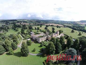 Замки и крепости Англии :Садели(Sudeley Castle)
