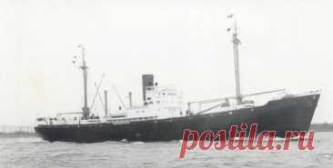 Рейдер Третьего рейха 80 лет назад советские лоцманы провели Северным морским путем немецкий вспомогательный крейсер «Комет», который 500 дней пиратствовал в Тихом океане