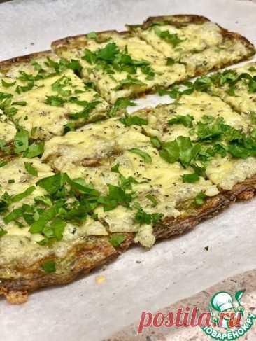Кабачково-сырное чудо Кулинарный рецепт