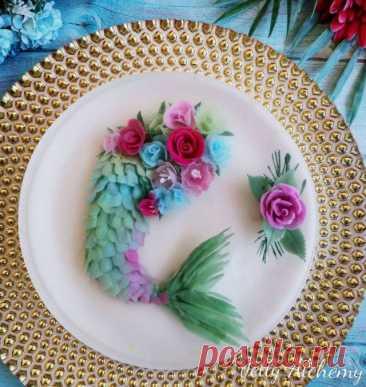 Трёхмерные торты-желе от кондитера Сью Хен Бун