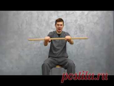 ЛФК после травмы локтевого сустава - Упражнения при контрактуре локтя